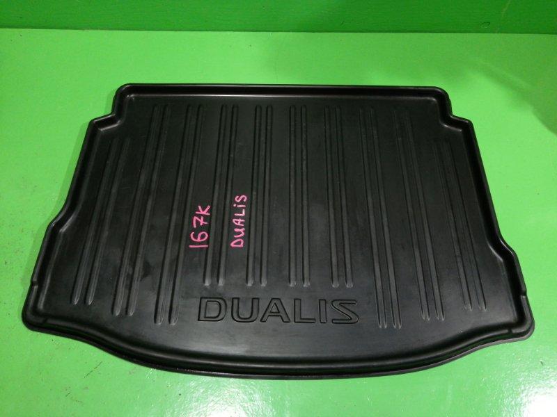 Коврик багажника Nissan Dualis NJ10 (б/у)