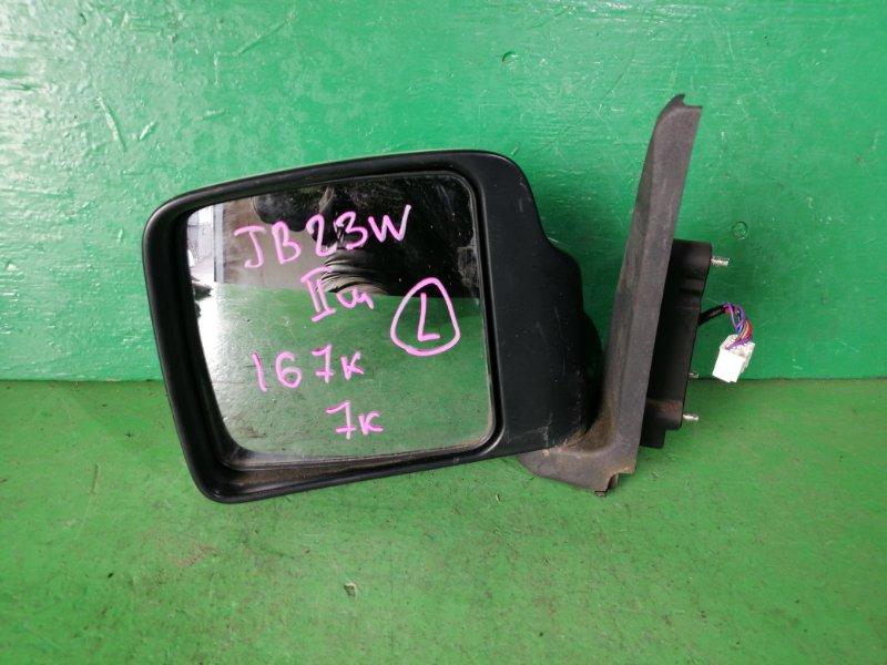 Зеркало Suzuki Jimny JB23W левое (б/у)