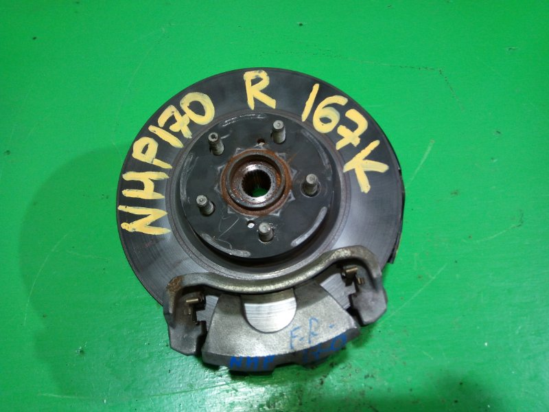 Ступица Toyota Sienta NHP170 передняя правая (б/у)