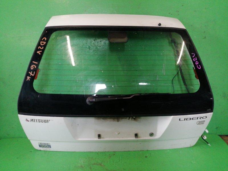 Дверь задняя Mitsubishi Libero CD2V (б/у)