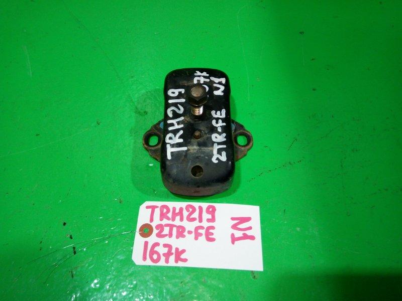 Подушка Toyota Hiace TRH219 2TR-FE (б/у) №1