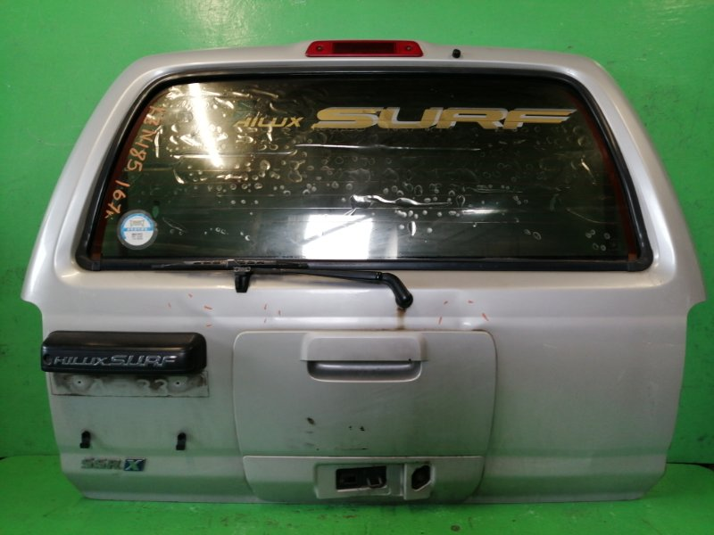 Дверь задняя Toyota Surf KZN185 (б/у)