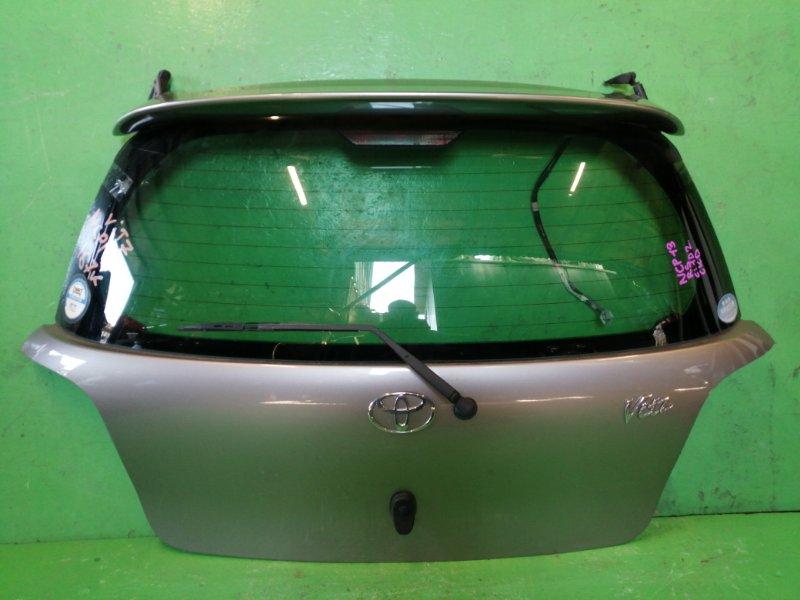 Дверь задняя Toyota Vitz NCP13 (б/у)