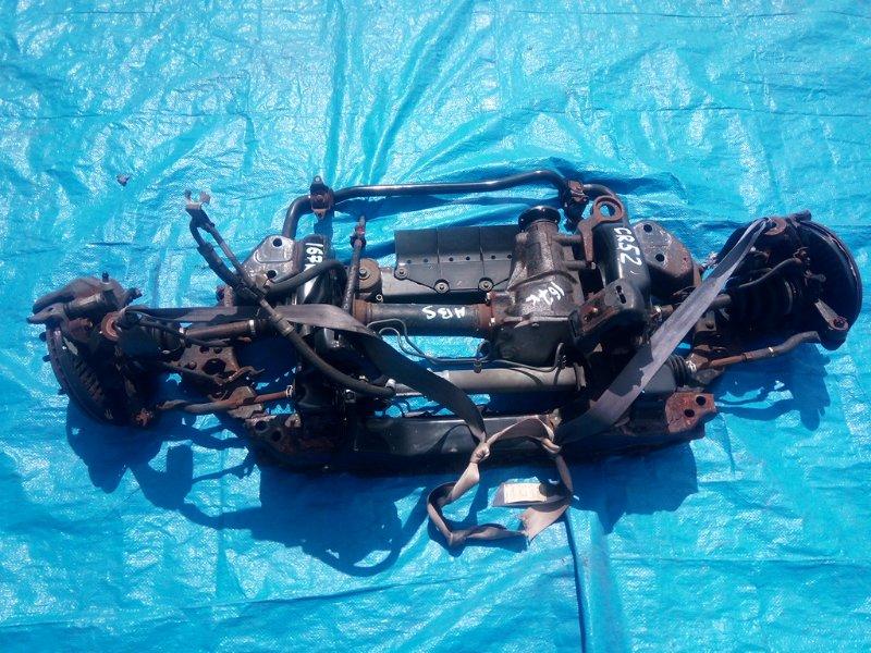 Балка под двс Toyota Noah CR52 передняя (б/у)