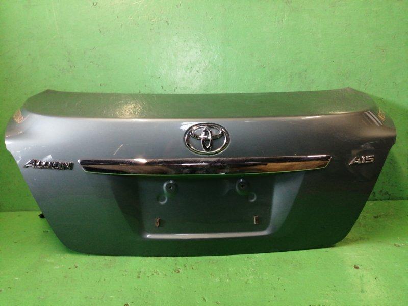 Крышка багажника Toyota Allion NZT260 (б/у)