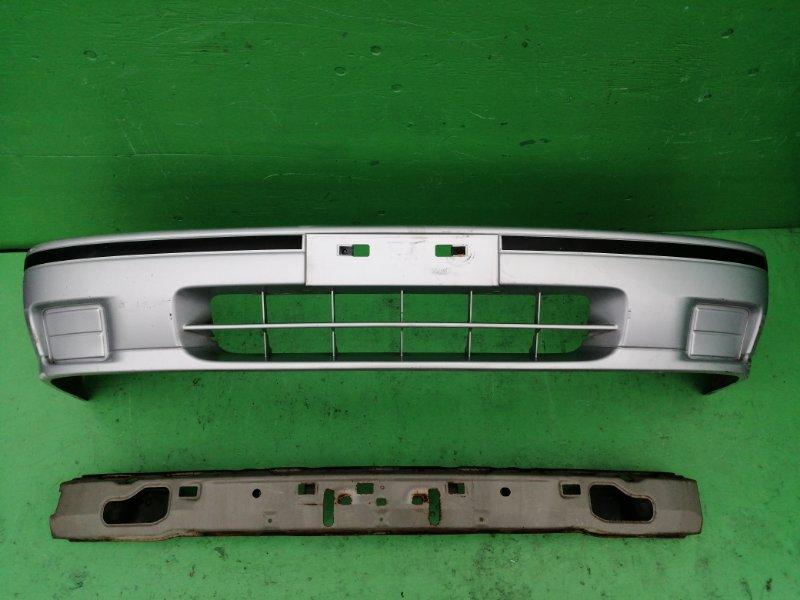 Бампер Nissan Avenir W10 передний (б/у)