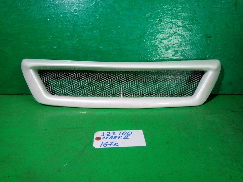 Решетка радиатора Toyota Mark Ii JZX100 (б/у)
