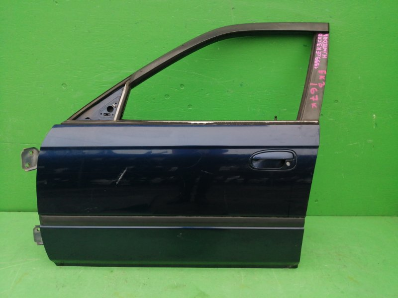 Дверь Honda Integra EK3 передняя левая (б/у)