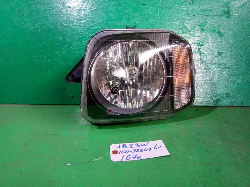 Фара Suzuki Jimny JB23W левая (б/у)