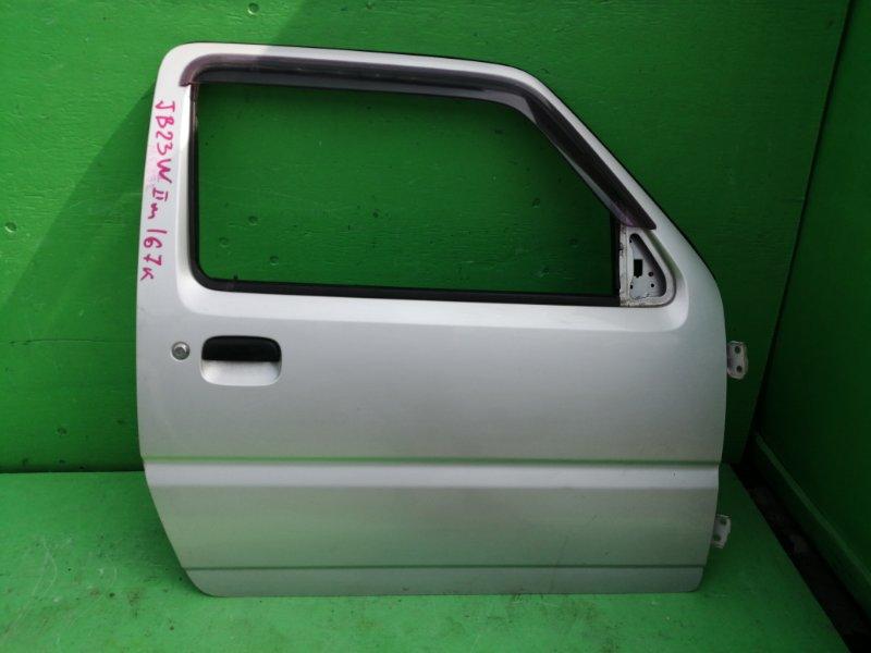 Дверь Suzuki Jimny JB23W передняя правая (б/у)