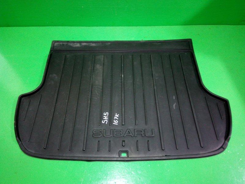 Коврик багажника Subaru Forester SH5 (б/у)