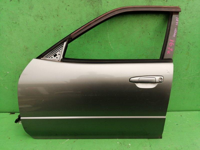 Дверь Nissan Skyline R34 передняя левая (б/у)
