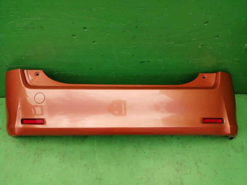 Бампер Toyota Passo Sette M512E задний (б/у)