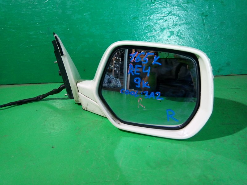 Зеркало Honda Crv RE4 правое (б/у)