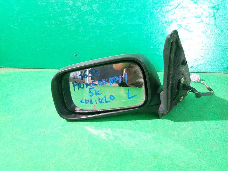 Зеркало Nissan Primera P11 левое (б/у)