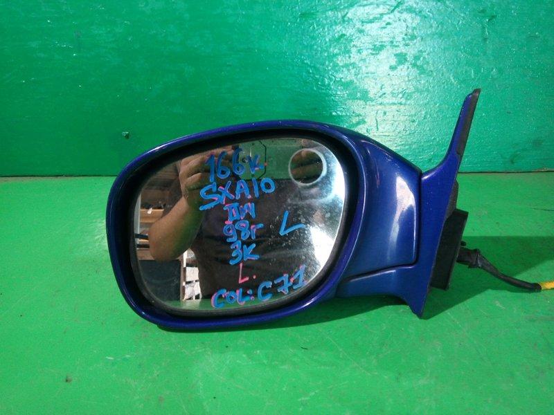 Зеркало Toyota Rav4 SXA10 левое (б/у)
