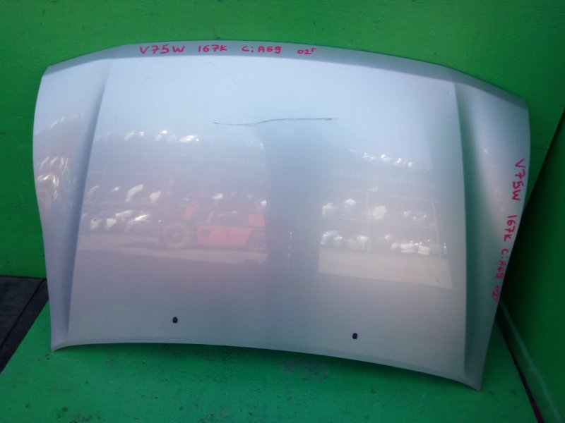 Капот Mitsubishi Pajero V75W (б/у)