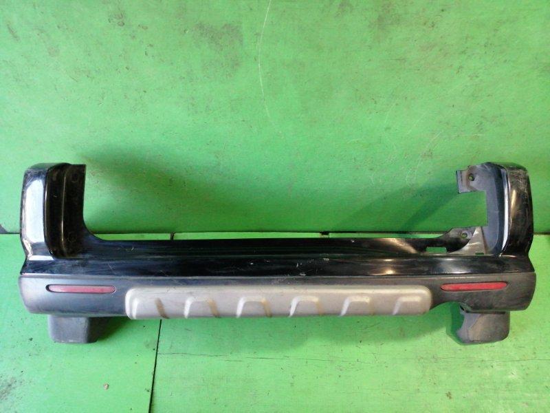 Бампер Honda Crv RD7 задний (б/у)