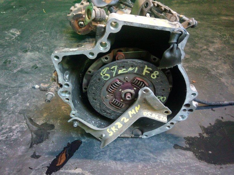 Мкпп Mazda Bongo SK82MN F8 (б/у)