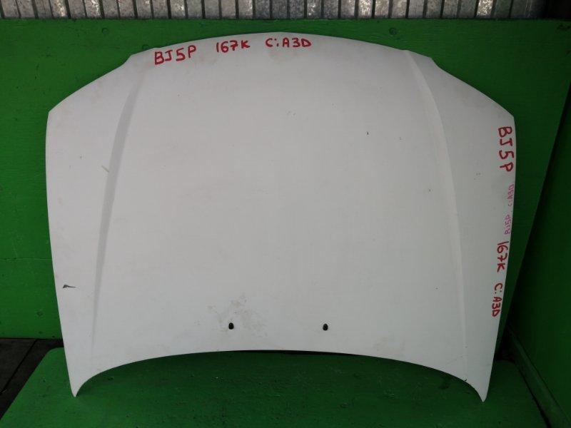Капот Mazda Familia BJ5P (б/у)