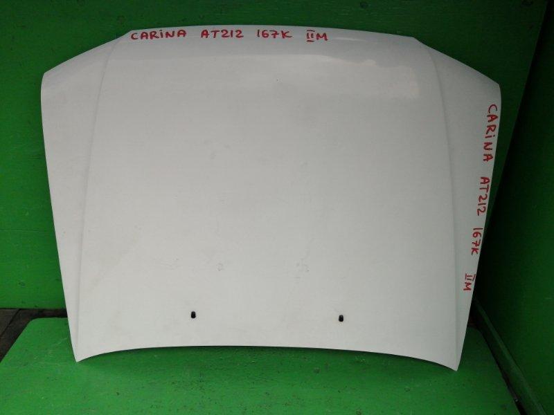 Капот Toyota Carina AT212 (б/у)