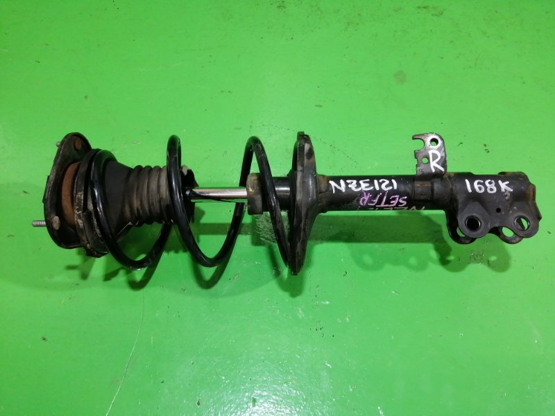 Стойка Toyota Fielder NZE121 передняя правая (б/у)