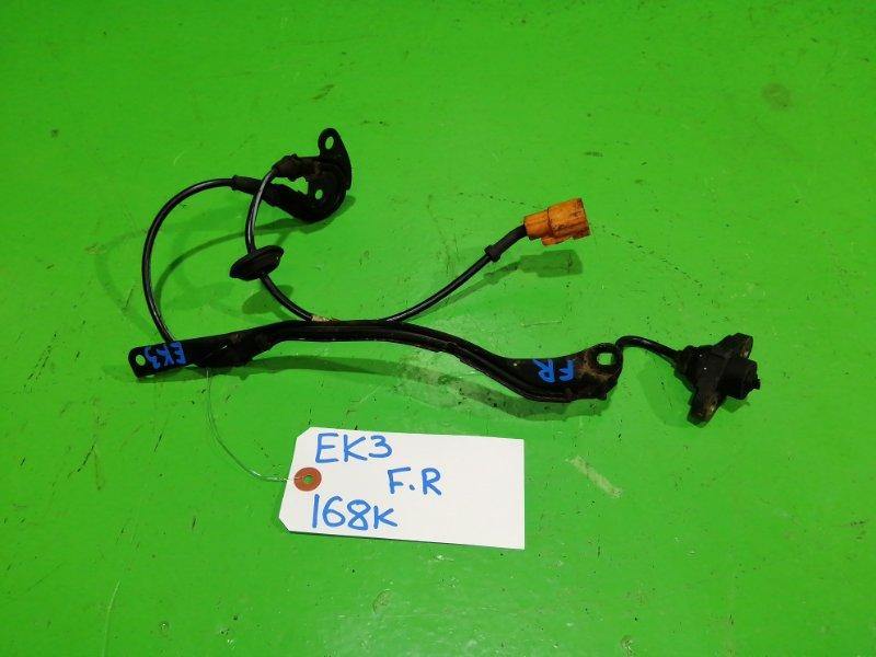 Датчик abs Honda Civic EK3 передний правый (б/у)