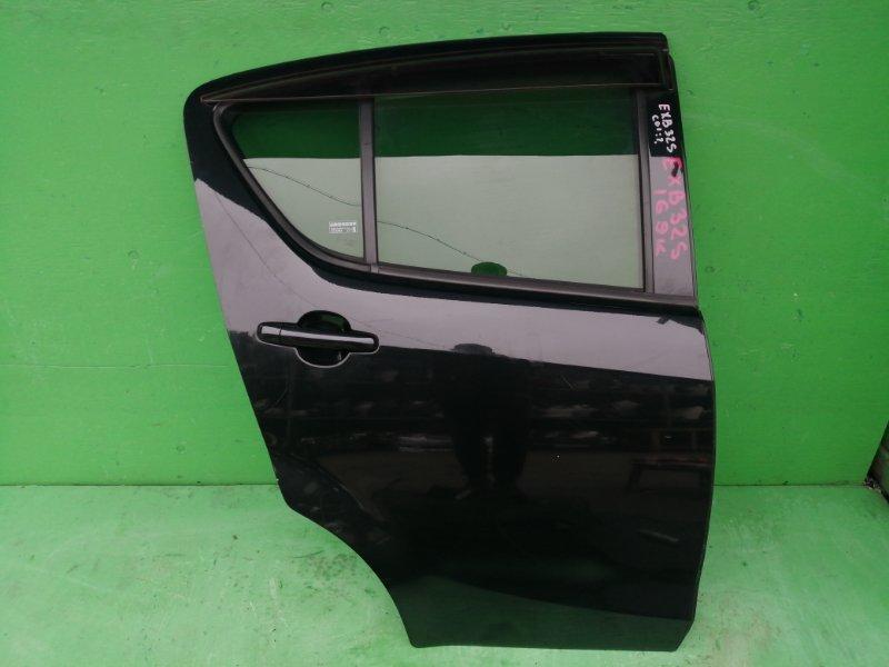 Дверь Suzuki Splash EXB32S задняя правая (б/у)