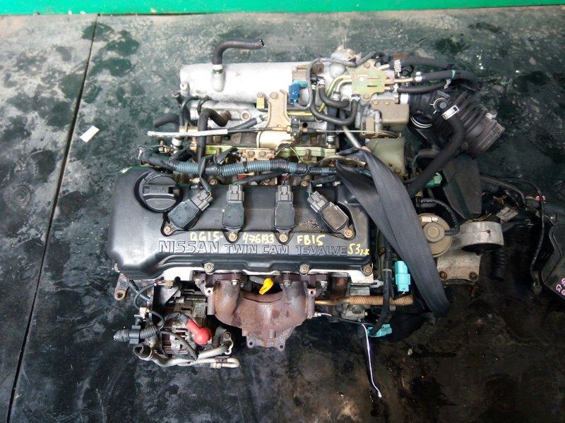 Двигатель Nissan Sunny FB15 QG15-DE (б/у)