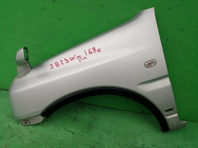 Крыло Suzuki Jimny JB23W переднее левое (б/у)