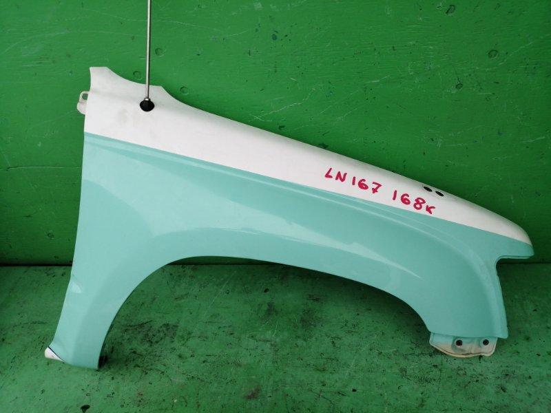 Крыло Toyota Hilux LN167 переднее правое (б/у)