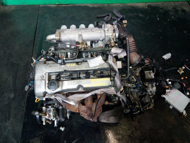 Двигатель Mazda Familia BJ5W ZL 2003 (б/у)