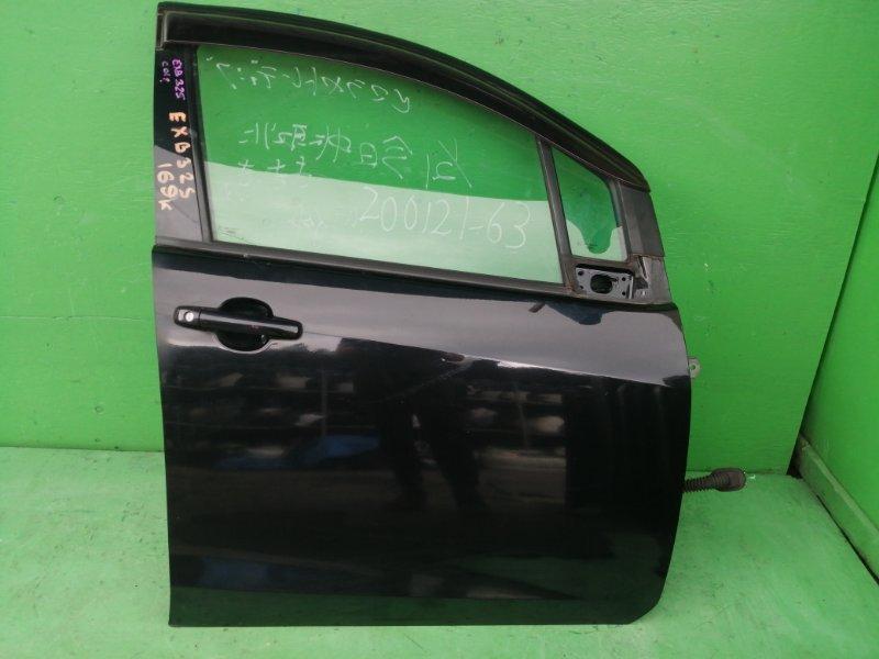 Дверь Suzuki Splash EXB32S передняя правая (б/у)
