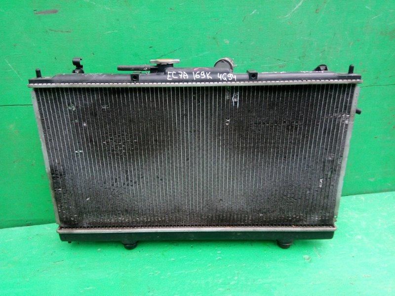 Радиатор основной Mitsubishi Galant EC7A 4G94 (б/у)
