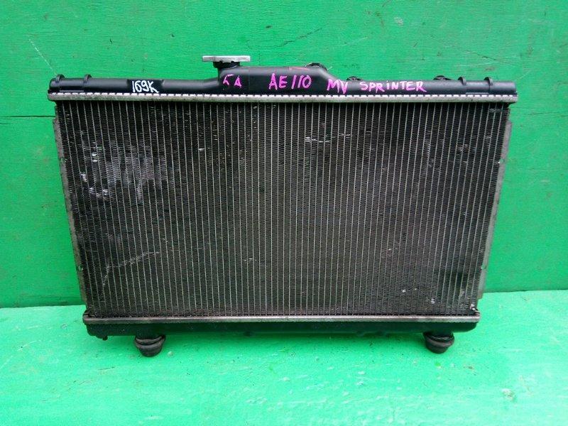 Радиатор основной Toyota Sprinter AE110 5A-FE (б/у)
