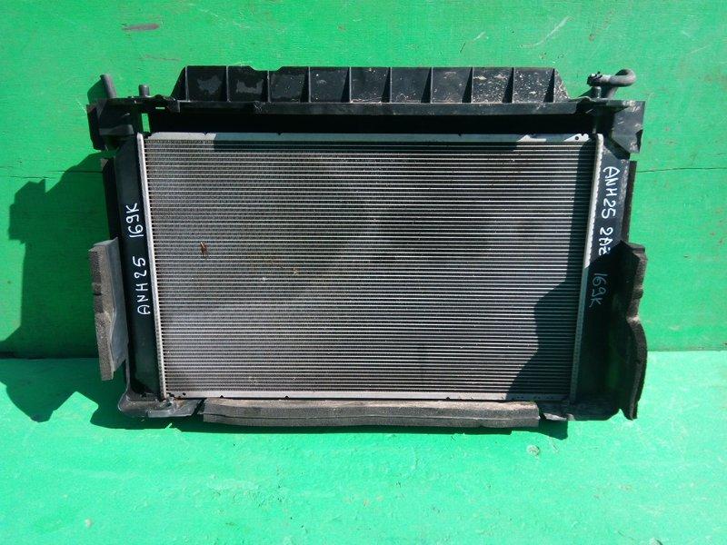 Радиатор основной Toyota Vellfire ANH25 2AZ-FE (б/у)