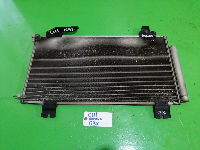 Радиатор кондиционера Honda Accord CU1 (б/у)