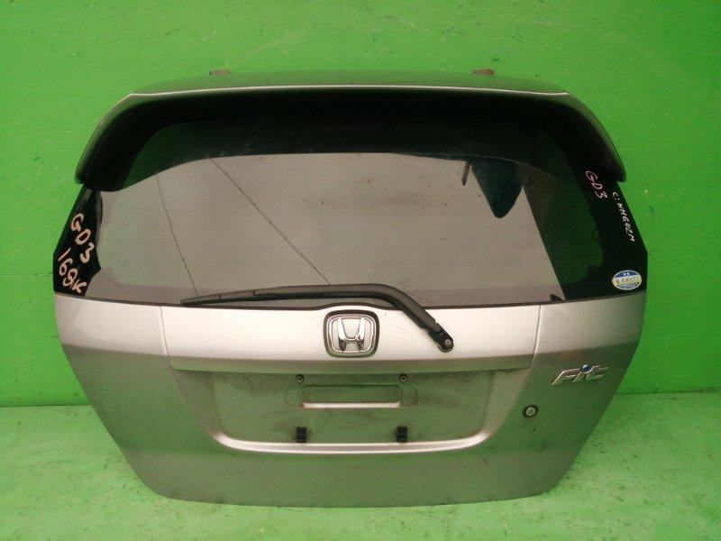 Дверь задняя Honda Fit GD3 (б/у)