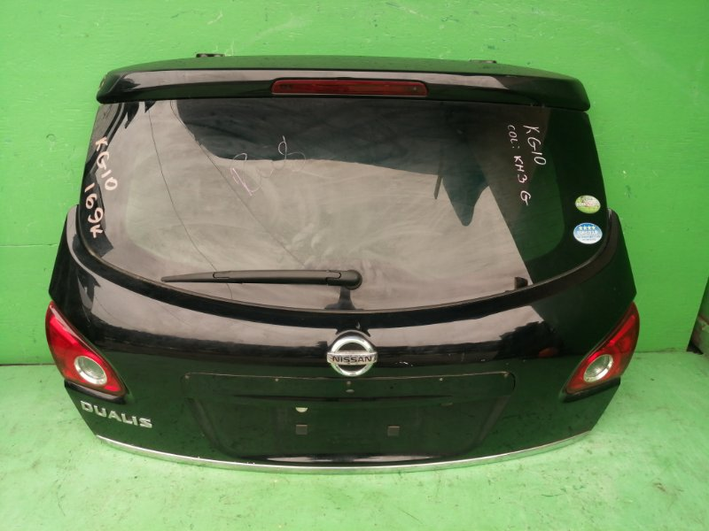 Дверь задняя Nissan Dualis KJ10 (б/у)