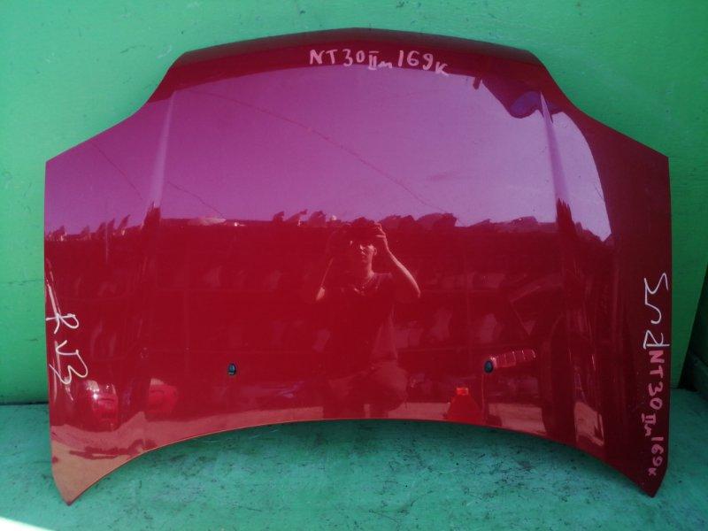 Капот Nissan Xtrail NT30 (б/у)