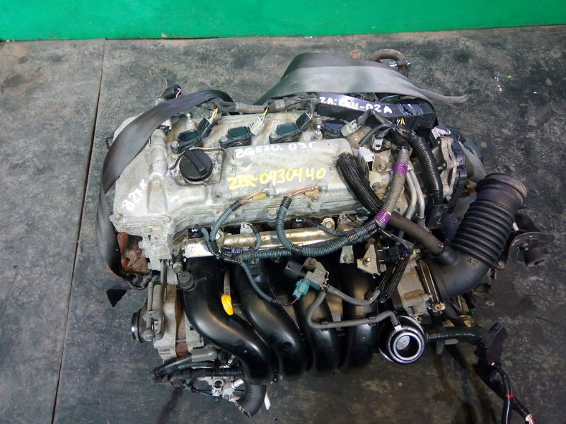 Двигатель Toyota Wish ZGE20 2ZR-FAE 2009 (б/у)