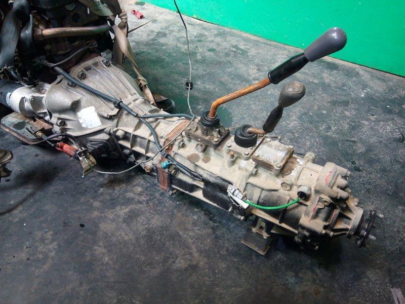Мкпп Toyota Hilux LN167 5L (б/у)