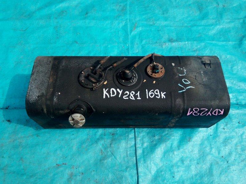 Бензобак Toyota Dyna KDY281 1KD-FTV (б/у)