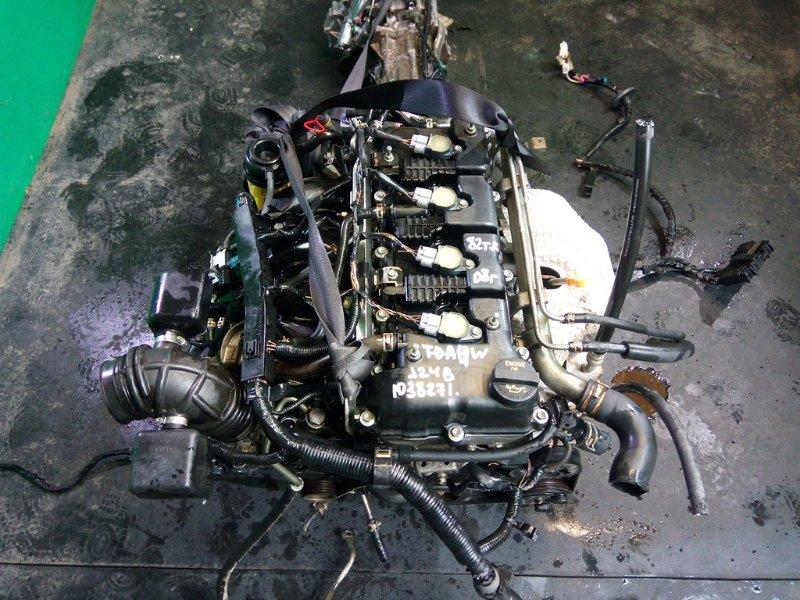 Двигатель Suzuki Escudo TDA4W J24B 2008 (б/у)