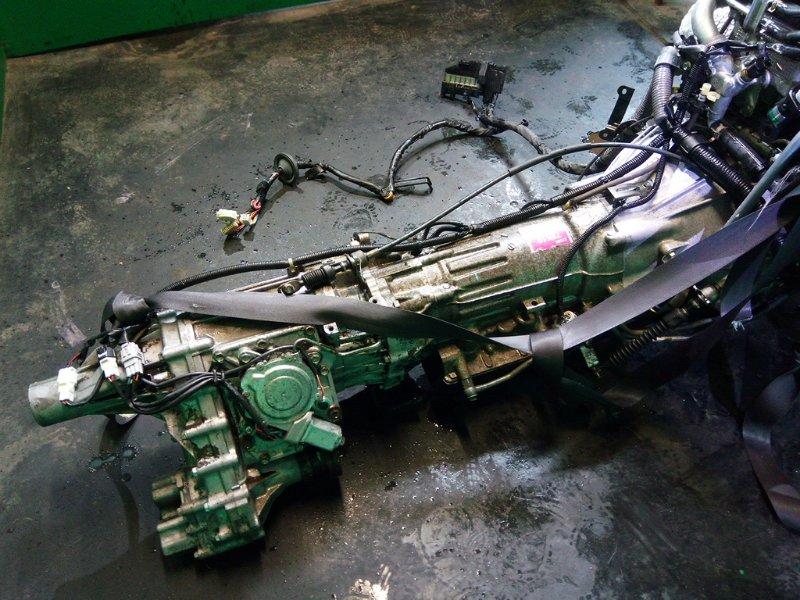 Акпп Suzuki Escudo TDA4W J24B 2008 (б/у)
