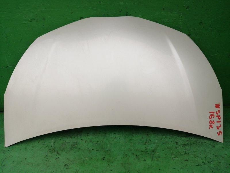 Капот Toyota Vitz NSP135 (б/у)