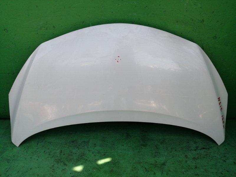 Капот Nissan Note E12 (б/у)