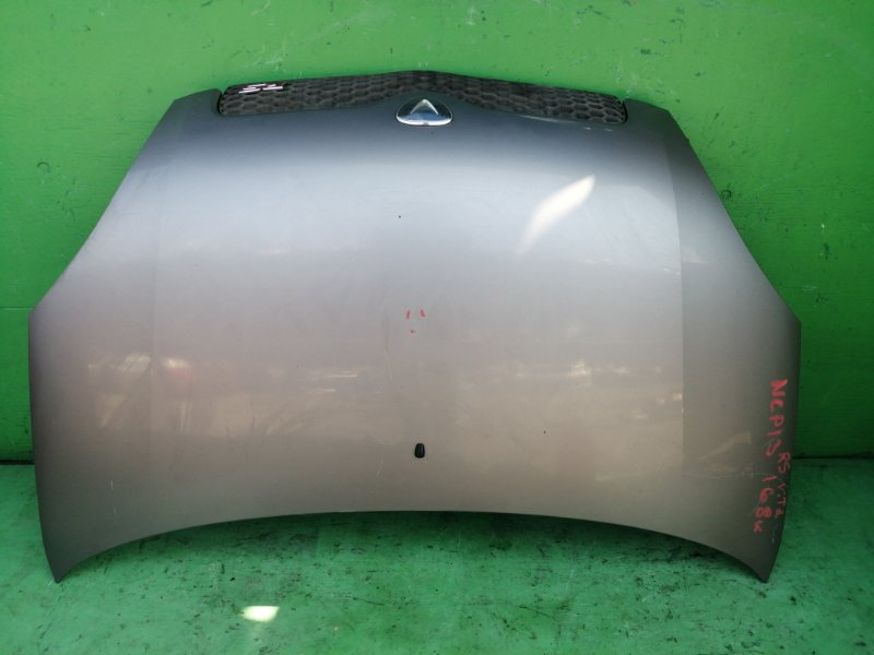Капот Toyota Vitz NCP13 (б/у)