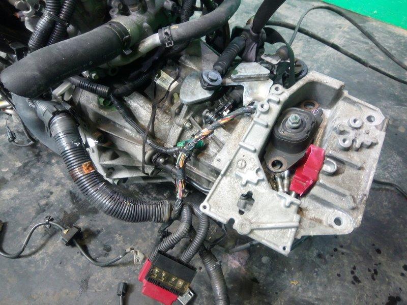 Мкпп Nissan Tiida C11 MR18-DE (б/у)