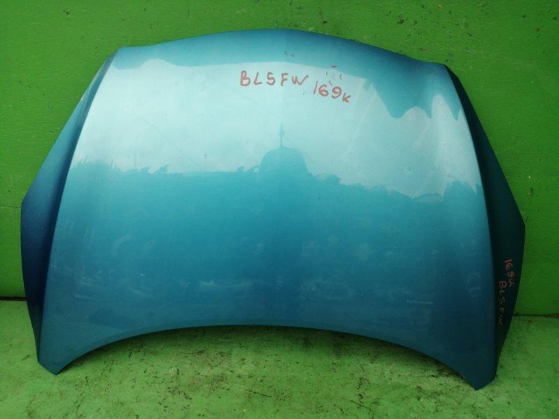 Капот Mazda Axela BL5FW (б/у)